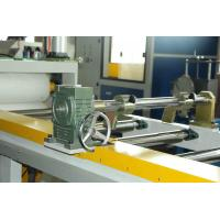Wholesale PP PE PVC ABS PVDF Thick Plate Extrusion Line from china suppliers