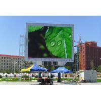Wholesale Smd Outdoor P10 High Definition Led Display , Outdoor Led Display Board 14-16 Bit from china suppliers