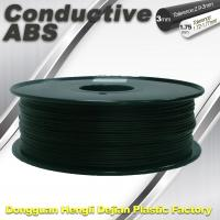 Wholesale Good Performance Of Electroplating ABS Conductive 3D Printer Filament 1kg / Spool  Conductive Filament from china suppliers