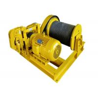 Wholesale Wire Rope Lifting Electric Mine Winch System 10 Ton Workshop Using high Safety from china suppliers