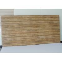 Healthy Interior Decorative Slotted Groove MDF Melamine