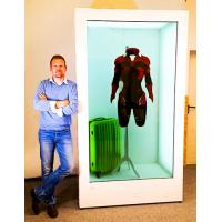 China High Resolution Transparent LCD Screen Floor Stand / Wall Mounted / Open Frame Optional on sale