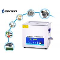 Wholesale 15 Liter 360W Ultrawave Ultrasonic BathFor Gun Parts High Precision from china suppliers