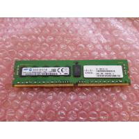 Wholesale 1Rx4 PC4-2133P DDR4 ECC Server Memory 8GB Cisco 15-102214-01 UCS-MR-1X081RU-A from china suppliers