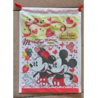 Wholesale Lovely Printed Drawstring Plastic Bags With Disney Cartoons For Children Toy from china suppliers
