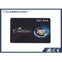 Wholesale PVC Club Rewritable RFID Card Contactless High Frequency CMYK Printing from china suppliers
