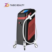 China Painless Diode Laser Permanent Hair Removal Machine Germany Bars 808+1064+755nm on sale