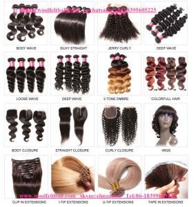 wholesale peruvian virgin hair bundle, remy peruvian hair, 100% aliexpress vietnam hair