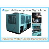 Wholesale 40 tons Air Cooled Screw Chiller for Chemical Accelerator Indsutry from china suppliers