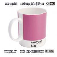Wholesale GIFTS MUG PANTONE colors mug to your LOVER mugs NO.7432MUG CERAMIC from china suppliers