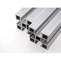 China T Slot Shaped Channel Aluminium T Track Extrusion Profile 40x40 Industrial Aluminium Extruded Section on sale