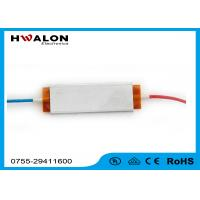 Buy cheap OEM Size Aluminium Plate Elctrical PTC Heating Element For Hair Straightener from Wholesalers