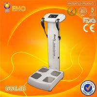 China factory directly! GS6.5B 25 test items high quality professional body composition analyzers on sale