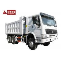 Buy cheap 10 Wheeler 6x4 30 Tons Heavy Duty Dump Truck 15CBM 20 Cubic Meters Capacity from wholesalers