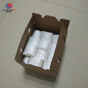 Wholesale Elastic Modulas 9000 Mpa polypropylene / polyethylene macro synthetic fiber from china suppliers