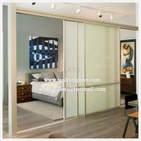 Wholesale 2050X900X8mm Glass Sliding Door System with Different Sizes from china suppliers