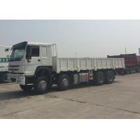 Wholesale SINOTRUK Heavy Duty Lorry Cargo Truck 9280 * 2300 * 800mm Commercial Truck And Van from china suppliers