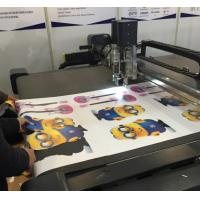 Printing roll sticker cnc cutting table production making cutter machine