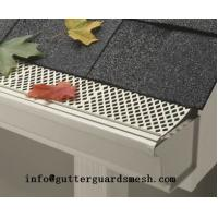 Wholesale diamond PVC gutter screen from china suppliers