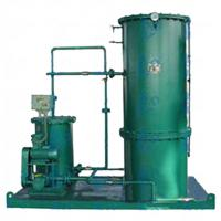 Wholesale LYSF-1-2-5T/H Waste water treatment plant oil water separator at best prices LYSF Seriesworkshop from china suppliers