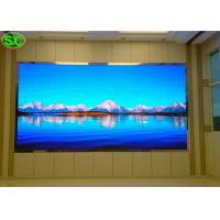 China Moistureproof Indoor RGB Large P4 led Display Screen for Conference on sale