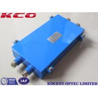 Wholesale 4 Cable Ports 12 Cores Mine Use Explosion Proof Fiber Optic Splice Enclosures from china suppliers