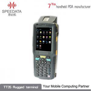 Waterproof Outdoor Biometric Fingerprint Reader 3G Mobile Fingerprint Scanner