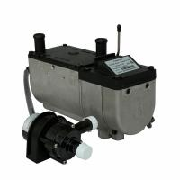 China Liquid 5kw 12V Diesel Fuel Heater Bus Engine Preheater CE Approval on sale