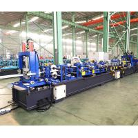China C Z Steel Purlin Roll Forming Machine on sale