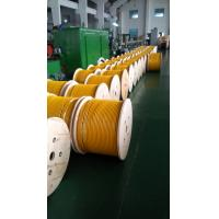 China Leaky Feeder Underground Coaxial Cable SLYWV Flame Resistant PVC Outer Shielding on sale