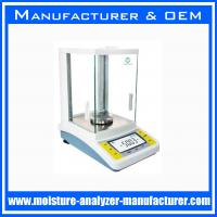 Wholesale OEM manufacturer 1mg accuracy laboratory precisional analytical balance weighing scales from china suppliers