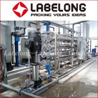 Wholesale Small Capacity Reverse Osmosis Water Filteration System 1000L For Water Bottling from china suppliers