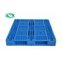 "Wholesale Logistic Transport Reinforced Plastic Pallets , 51"" × 43"" Nest Reusable Plastic Pallets  from china suppliers"