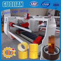 Wholesale GL-701 Single Shaft and two shafts BOPP Adhesive Tape Cutting Machine(Double Sided,Cloth,Masking Tape Cutting Machine) from china suppliers