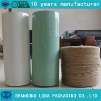Buy cheap Linear Low Density Polyethylene width bale wrapping film from wholesalers