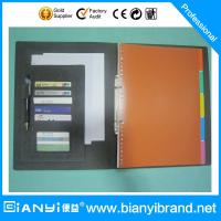 Wholesale Newly personal loose-leaf notebook from china suppliers