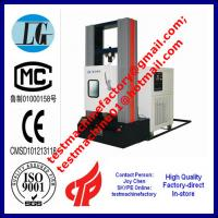 Wholesale 10tons Tensile strength testing machine tensile for high temperatures/for pipe from china suppliers