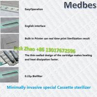 Wholesale High Quality Quick Cassette Pressure Steam Autoclave Sterilizer with Certificate from china suppliers