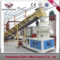 China ROTEX supply wood pellet machine on sale