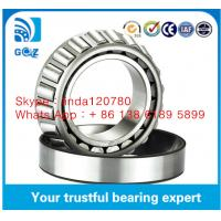 China Stainless Single Row Roller Bearing 30205 30206 30207 With Steel Plate Cage on sale