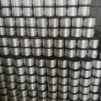 Wholesale 0.40mm to 0.45mm Hot-galvanized wire for face mask iron wire with spool from china suppliers