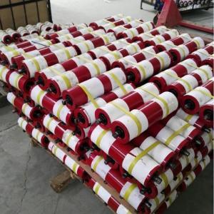 Buy cheap best conveyor roller for belt conveyor belt carrying roller belt conveyor roller from wholesalers