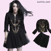 Wholesale Fashion Two-piece Dress from china suppliers