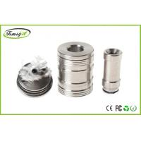 China Trident Phoenix V10 RDA Rebuildable Atomizer Dual Coils Changeable , ODM Health Diy Atomizer on sale