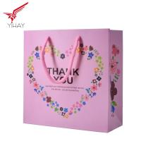 China Decorative Personalised Paper Bags Offset Printing Small Paper Gift Bags on sale