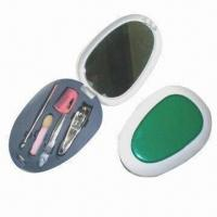 Wholesale Pedicure Beauty Set with Plastic Pouch from china suppliers