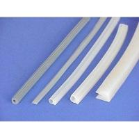 Wholesale Extruded Silicone Seal Strip Superior Electrical Performance , FDA Certificate from china suppliers