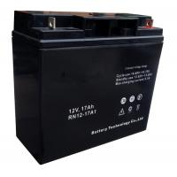 Buy cheap Sealed 17ah 12V Lead Acid Battery With ABS Containers And Covers from wholesalers