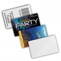 Wholesale White Plastic NFC RFID Card 2046 Bytes , DESFire EV1 4K RFID Chip Card from china suppliers