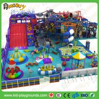 Kids jungle gym and child plastic play house kids fence for Amusement park decoration ideas